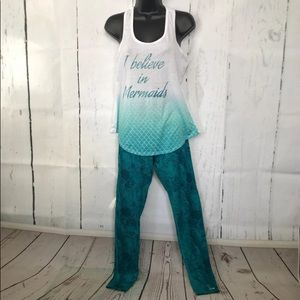 Activewear Champion Mermaid Set